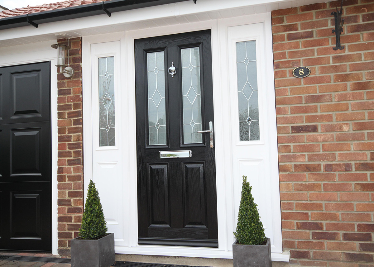 Composite Doors Hull